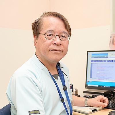 天谷靜雄 生協ふたば診療所副所長